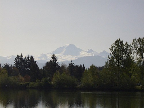 Mount Baker by you.