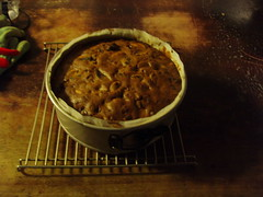 cooling the fruitcake