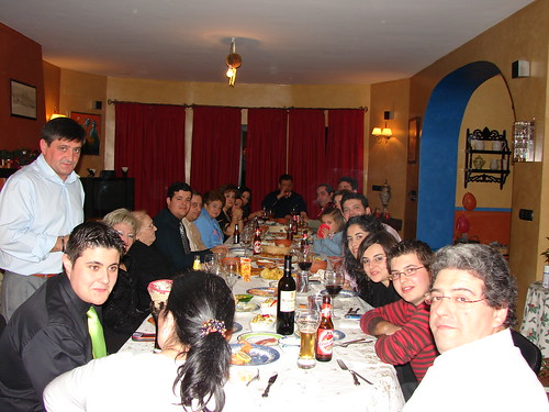 Cena de Nochevieja