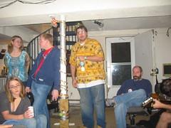 20070113 - Clint's 33rd Birthday party - 109-0953_Rachel, Anna, Jason, Nathan, Kenny, Ben