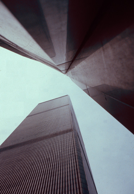 World Trade Centre, New York, July 1980