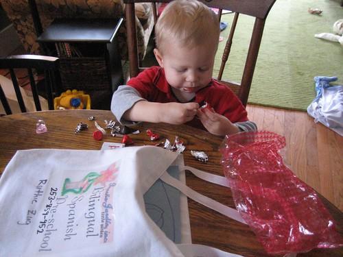 Valentine's Day Candy Thief