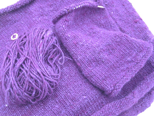 HG sweater and sleeve