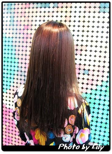 Back Hair Style