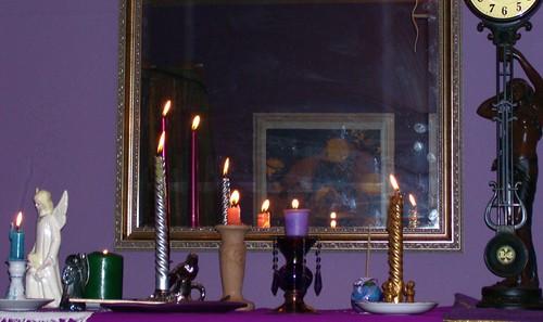 Day Seven Altar