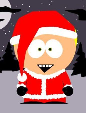 South Park Santa Pax