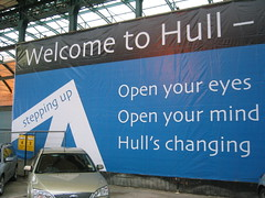 Welcome to Hull
