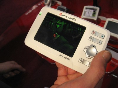 IMG_2697 Pierre Cardin GPS unit