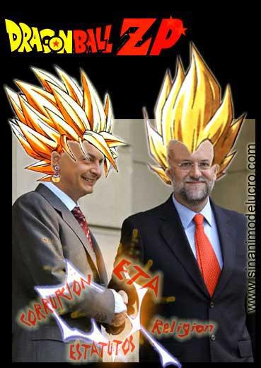 Rajoy vs ZP