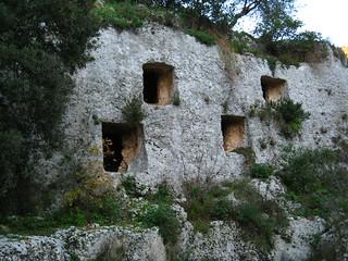 Necropolis of Pantalica