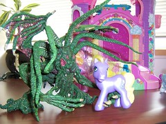 cthulhu and my little pony