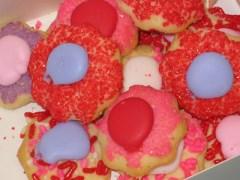 Herb-Valentine-Cookies