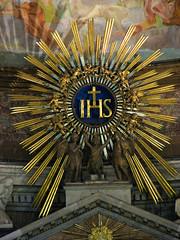 Il santissimo nome di Gesù