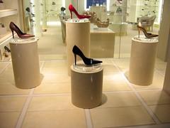 Fancy Shoe Store