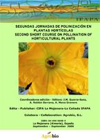 II Jornadas de Polinización en Plantas Horticolas