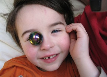 marble eye
