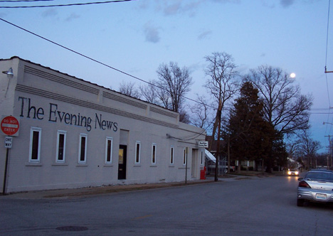 The Evening News