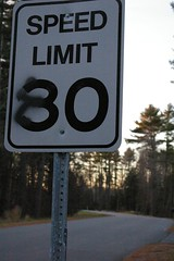 Speed Limit: 80