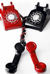 Mating Rituals of the American Telephone