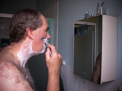 365.003: Shaving