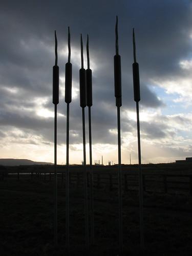 Metal Reeds
