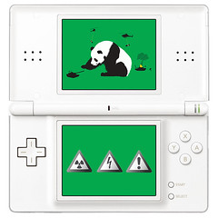 Pandamonium M3 DS Simply (R4) Skin
