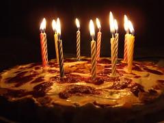 Birthday-cake in Hamburg