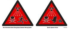 New Radiation Warning Signs