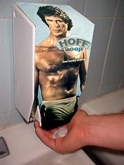 The Hoff Soap Dispenser