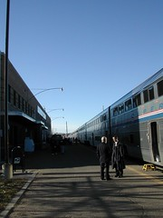 Havre Train Station - Amtrak