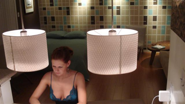 DIY: IKEA ALANG Table Lamp Transformation