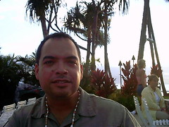Me in Maui, at sunset