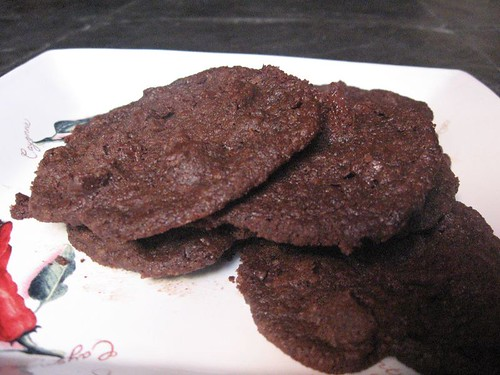 world peace cookies... first batch