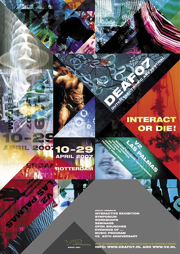 International festivals focusing on art and media technology.