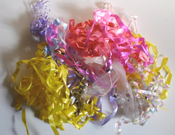 Ribbon clump