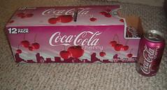Coca Cola Cherry's New Look # 4,587