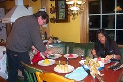 Making marzipan figures