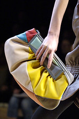 fendi patchwork clutch
