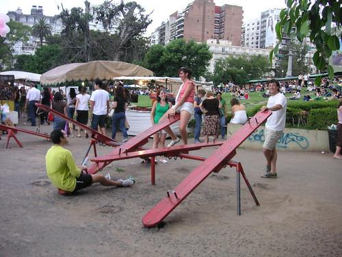 Older kids playing