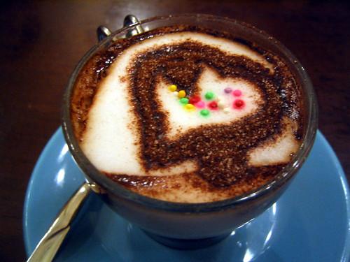 Coffee needs love, too