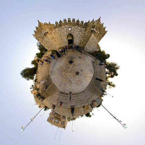 Planet Jerusalem :: Damascus Gate