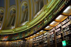 Library Parabola