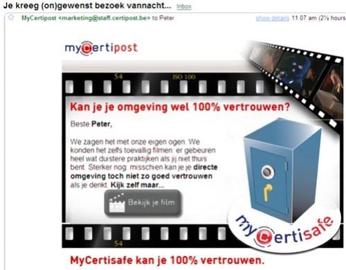 MyCertiSafe