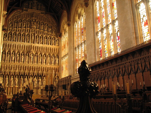 Image result for new college chapel