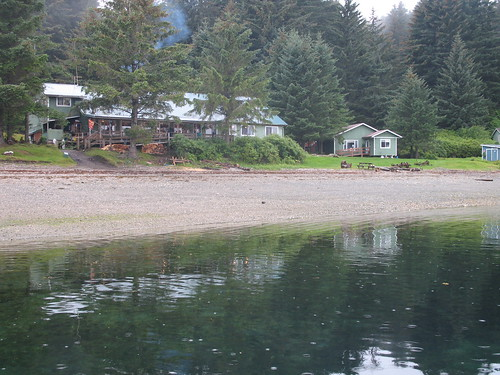 Awesome SE Alaska fishing lodge