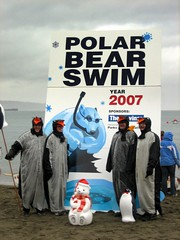 Polar Bear Swim Penguins
