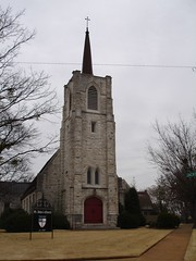 St. John's Episcopal Church, Decatur AL