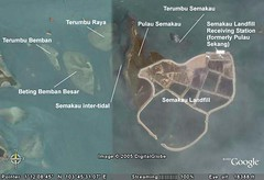 Landfill island or island landfill?