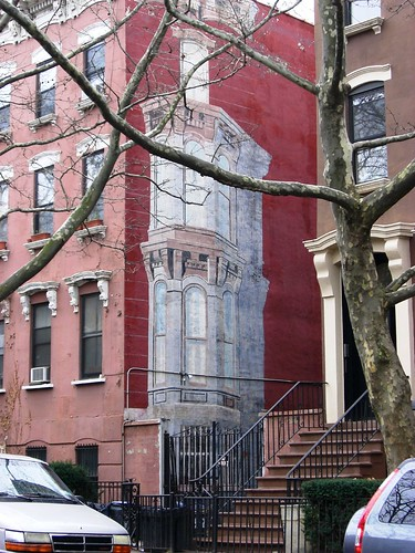 Park Slope Painted Brownstone