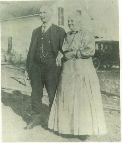 G.R. and Hinriette Swart Nanninga